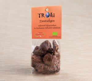 Trockenfrüchte mit Schokoüberzug (Foto: foodieSquare)