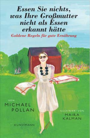 Buch-COver Michael Pollan Essen Sie nichts was