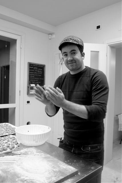 Unser Foodscout Johann macht Gnocchis