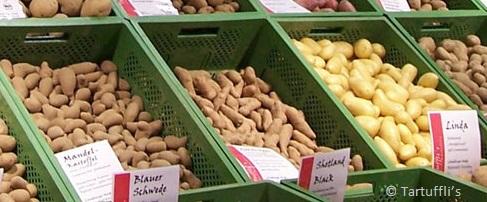 Kartoffeln von Tartuffli und TastyBox