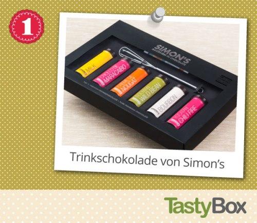 Leckere Geschenkidee: Trinkschokolade von Simon's