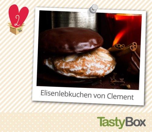 Leckere Geschenkidee: Elisenlebkuchen von Franz Clement