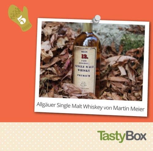 Leckere Geschenkidee: Allgäuer Single Malt Whisky